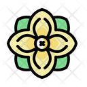 Dahlia Garden Bloom Icon