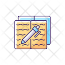 Daily Notes Homework Notebook Icon