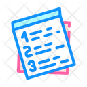 Plan Day Color Icon