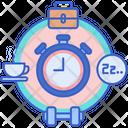 Daily Routine Icon