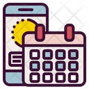 Tracking Application Calendar Icon
