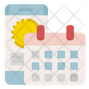 Daily tracking Icon