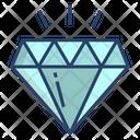Daimond Gem Crystal Icon