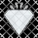 Daimond Ruby Gem Icon