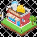 Dairy Farm Icon