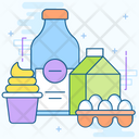 Dairy Product Icon