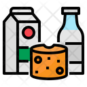 Product Farm Milk Icon