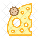 Dairy Product Allergy Cheese Dairy Icon