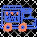 Dairy Service truck Icon