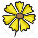 Bloom Nature Daisy Icon
