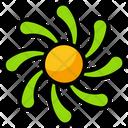 Daisy Flower Blossom Chamomile Icon