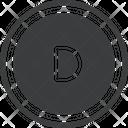 Dalasi Icon