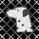 Dalmatian Icon