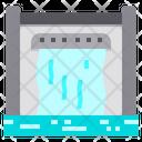 Dam Warter Energy Icon
