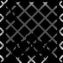 Crack Rift Split Icon