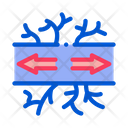 Damaged Vessel Varicose Icon