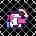Repair Goods Replacement Icon