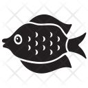 Damselfish Pet Underwater Icon