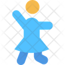 M Dance Icon