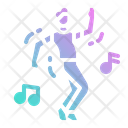 Dance Dancing Party Icon