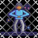Dance Position Icon