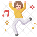 Dancer Dance Quaver Icon