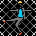 Man Dancing Dancing Dancer Icon