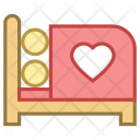 Dancing bed Icon