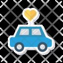 Dancing Car Icon