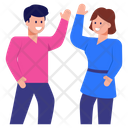 Spouse Dance Dancing Couple Life Partners Icon