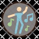 Dancing Man Icon