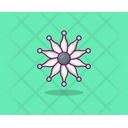 Dandelion Spring Flower Agriculture Icon