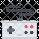 Dandy Gamepad Icon Vector Icon