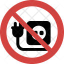 Stop Allowed Forbid Icon