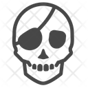 Danger Dead Death Icon
