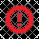 Danger Beware Caution Icon