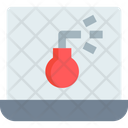 Hacker Bomb Danger Icon