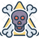 Danger Menace Peril Icon