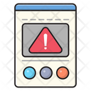 Danger Warning Alert Icon