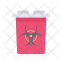 Biological Wastes Danger Icon