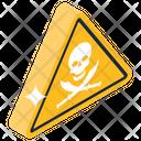 Hazard Danger Hazard Danger Sign Icon