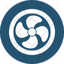 Danger Hazard Nuclear Icon