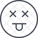 Danger Damage Emoji Icon