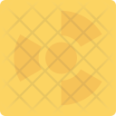 Danger Medical Nuclear Icon