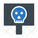 Danger Board Icon