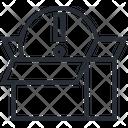 Danger Box Icon