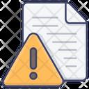 Danger Alert Warning Icon