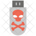 Pendrive Danger Pendrive Usb Icon