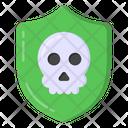 Danger Shield Icon