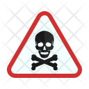 Danger sign Icon